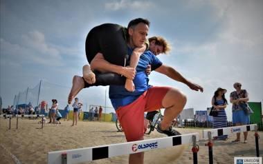 Pierwsze Otwarte Mistrzostwa Polski w Noszeniu Żon w Uniejowie