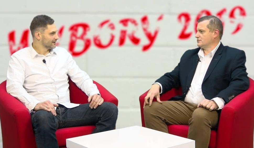 """Film do artykułu: Marcin Sypniewski: """"Chcę znieść opodatkowanie pracy"""" [wideo]"""