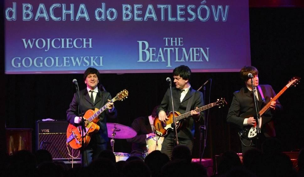 Film do artykułu: Beatlesi zabrzmieli w Pałacyku Zielińskiego w Kielcach [WIDEO, zdjęcia]
