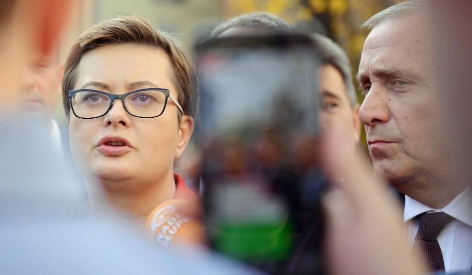 Film do artykułu: Grzegorz Schetyna w Słupsku: To miasto jest poszkodowane