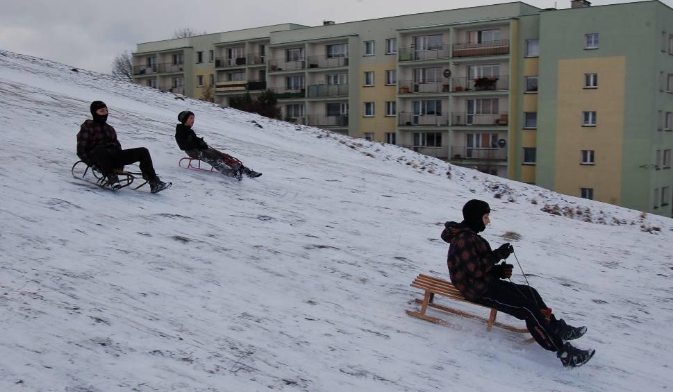 Film do artykułu: Powstaje stok narciarski w Szczecinku [zdjęcia]