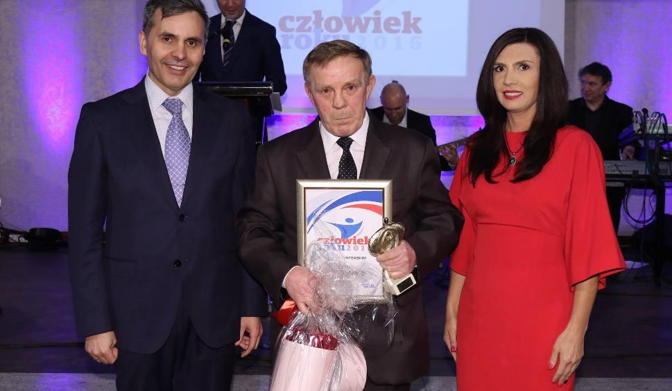 Film do artykułu: Zenon Kwieciński Człowiekiem Roku 2016 w powiecie opatowskim (zdjęcia)