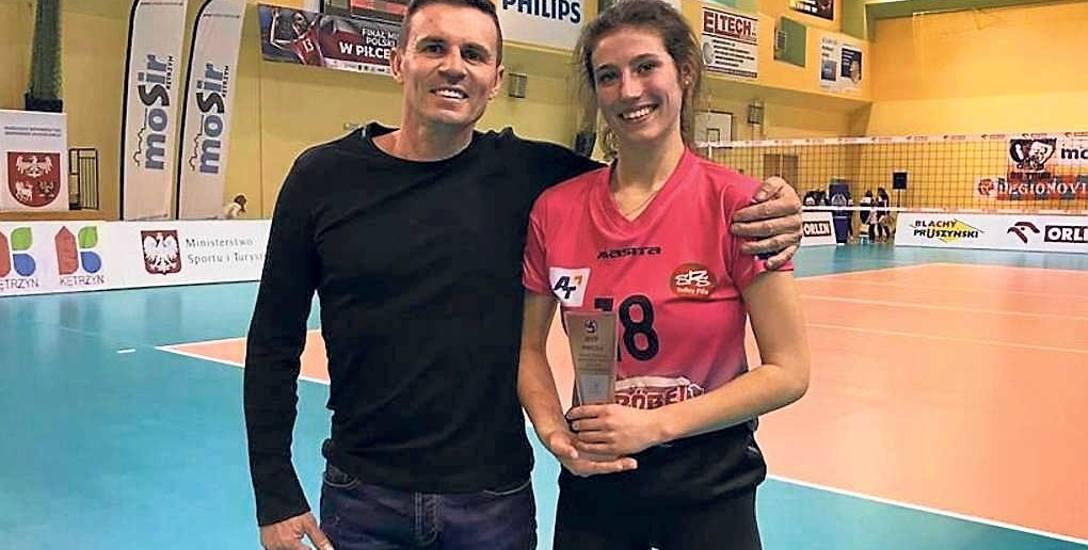 Zuzanna Szperlak ma za sobą sporo sukcesów w młodzieżowej siatkówce. Teraz zaczyna kolejny etap - karierę w profesjonalnych rozgrywkach Ligi Siatkówki