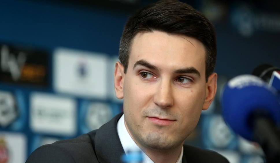 Film do artykułu: Wisła Kraków zaprezentowała nowego wiceprezesa Daniela Gołdę