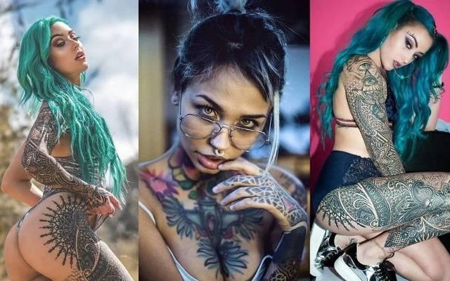 Tatuaże Dla Dziewczyn Gk24pl