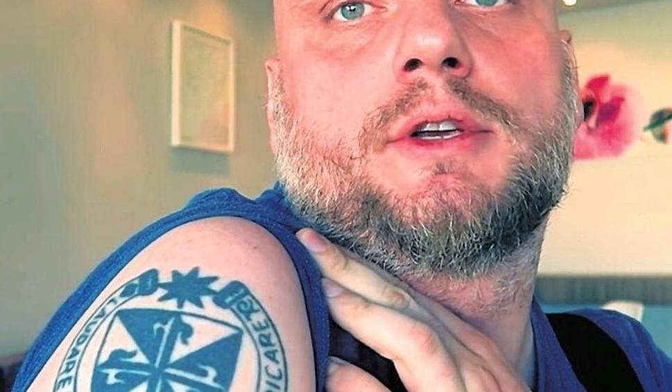Tatuaż Jest Jak Za Krótka Spódnica Nie Każdemu I Nie Zawsze Wypada