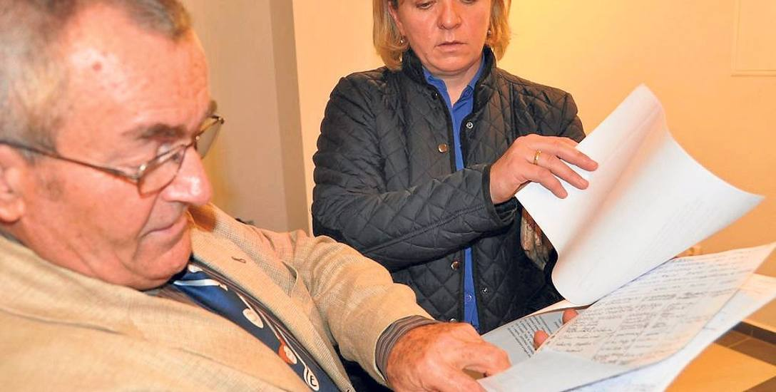 W 2014 r. Agnieszka Szewczyk i Henryk Szepietowski zebrali podpisy popierających budowę