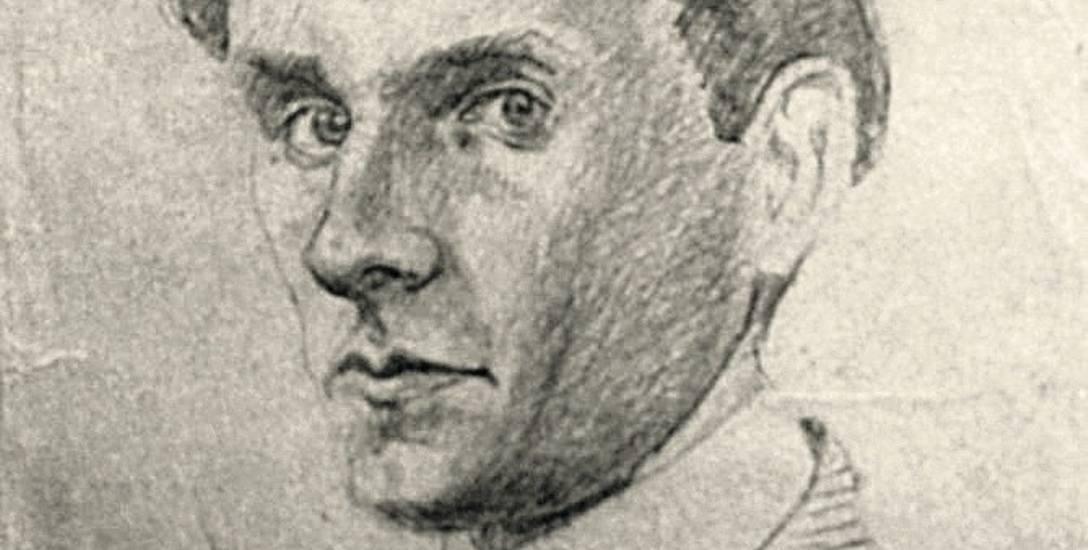 Czesław Sadowski (autoportret)