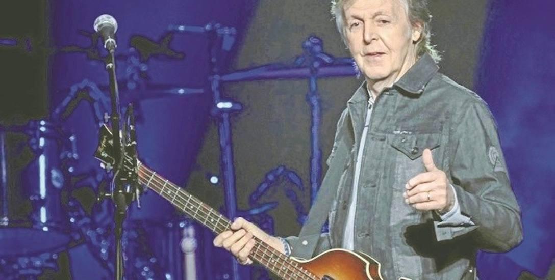 Dziś trzy godziny wielkich hitów Paula McCartneya i Beatlesów