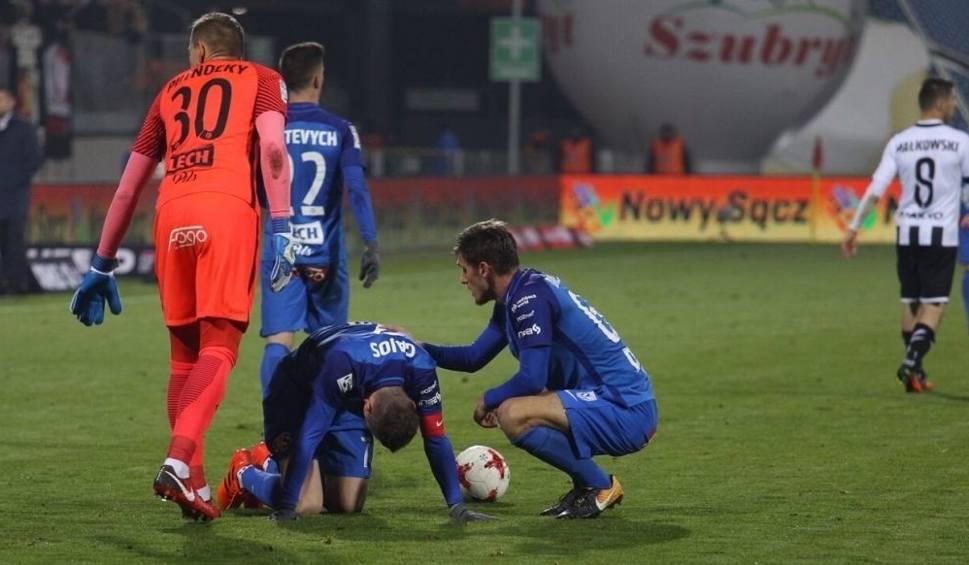 Film do artykułu: Statystyki są dla piłkarzy Lecha Poznań druzgocące. Kolejorz nie wygrał od prawie 2 miesięcy!
