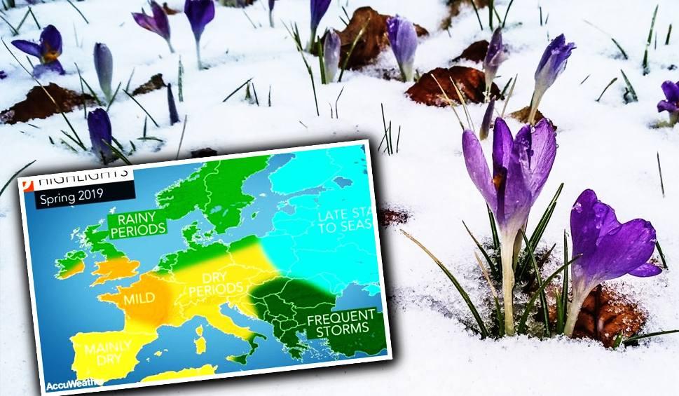 Film do artykułu: Prognoza pogody na WIOSNĘ 2019. Kiedy przyjdzie wiosna? Długoterminowa prognoza pogody [19.02.2019]