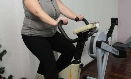 Monika KowalczykWyniki pomiarów: wydolność 1, gibkość 32 centymetry, siła prawej ręki 0,24 bara, siła lewej ręki 0,26 bara