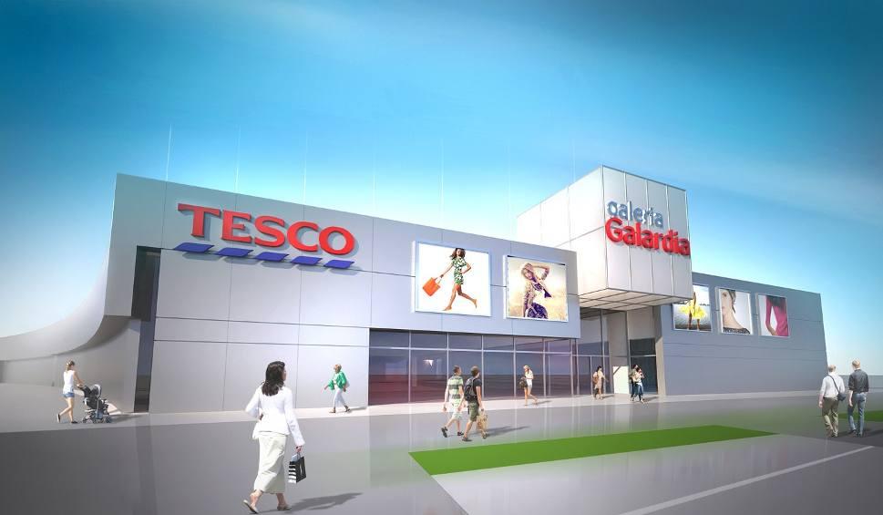 d09b49aeab5f Centrum handlowe na Łąkach będzie ogromne. Zajmie ponad 17 tysięcy metrów  kwadratowych.