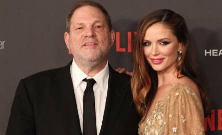 Po ujawnieniu seksskandalu od Harveya Weinsteina odeszła żona Georgina Chapman
