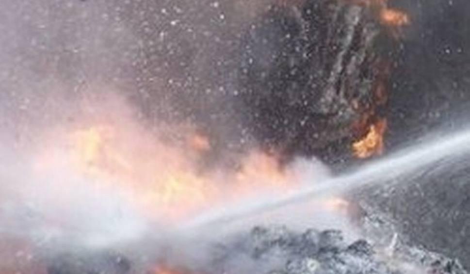 Zaprószenie Ognia Przyczyną Pożaru Echodniaeu