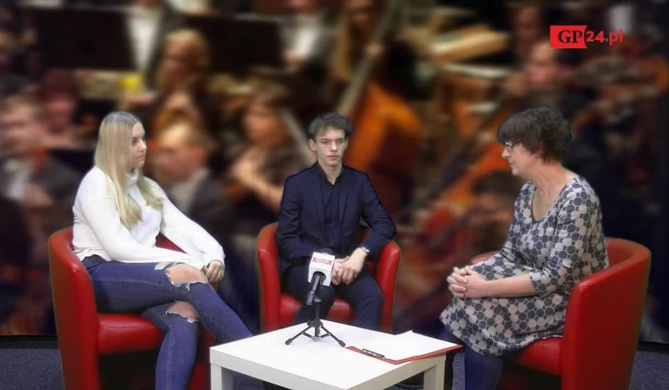 Film do artykułu: Młodzi zagrają z filharmonią