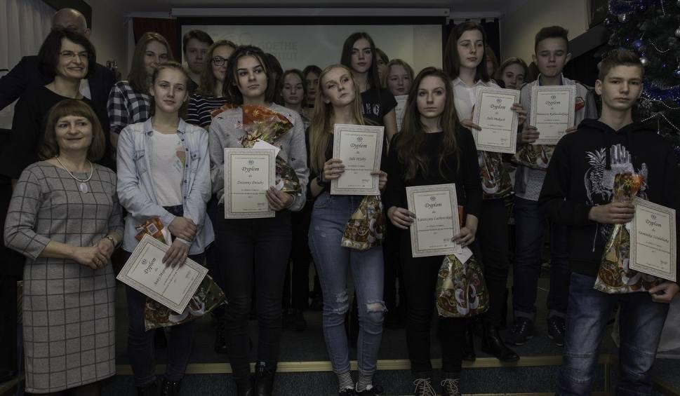 Film do artykułu: Dzień Języka Niemieckiego w koneckim Liceum. Nagrodzono laureatów konkursów językowych