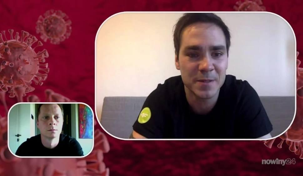 Film do artykułu: Paweł Giel, były piłkarz Stali Rzeszów, obecnie ratownik medyczny: Jeśli ludzie będą nas okłamywać, to za chwilę nie będzie miał kto leczyć