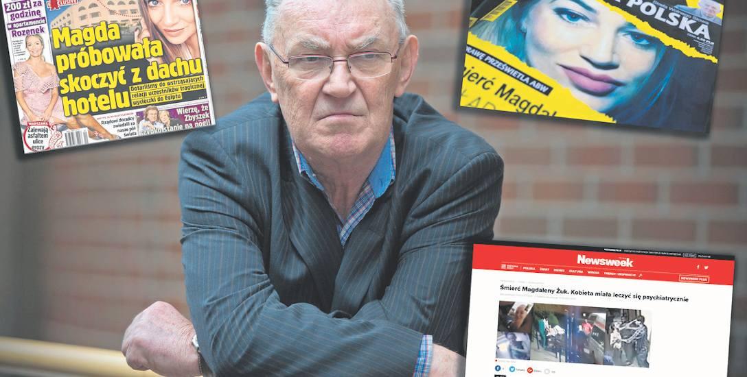 Zbigniew Bajka: - Zachowanie tradycyjnych mediów jest  pochodną tego, co dzieje się w internecie