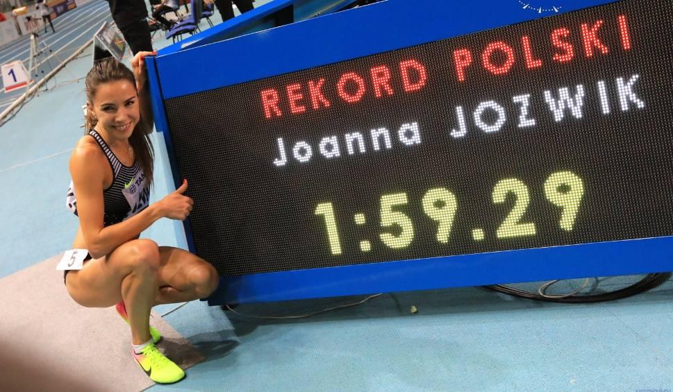 Film do artykułu: Joanna Jóźwik: Marzę o tym, aby zapisać się w historii polskiej lekkoatletyki [WIDEO]