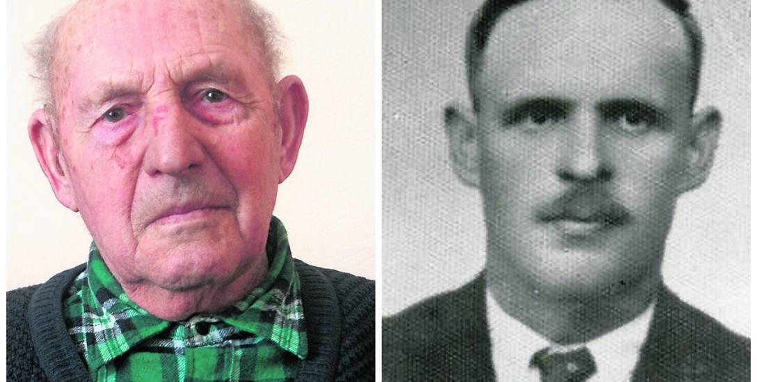 91-letni Stanisław Grzyb dzieli się bolesnymi wspomnieniami