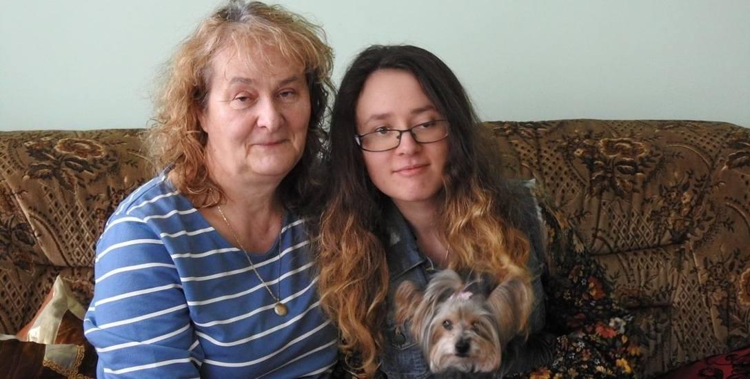 Grażynę Jańczuk (z lewej) z córką łączy wyjątkowa więź. Nic dziwnego, gdyż przez wiele lat mama towarzyszyła Edycie nieustannie