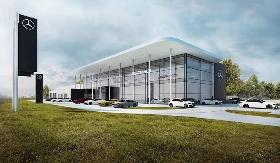 Film do artykułu: Nowy salon Mercedes Benz buduje w Rudzie Śląskiej firma Inter-Car II z Zabrza. O nowej inwestycji opowiada Sławomir Mach, wiceprezes firmy