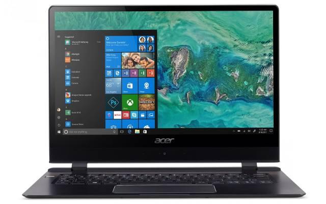 Acer Swift 7: najsmuklejszy laptop na świecie