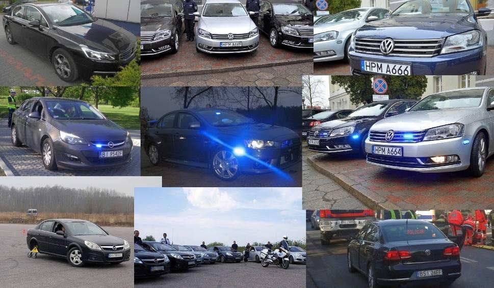 Film do artykułu: Nieoznakowane radiowozy policji i ITD - lista, numery rejestracyjne (zdjęcia, wideo)