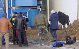 Zginęło 2 mężczyzn przysypanych ziemią