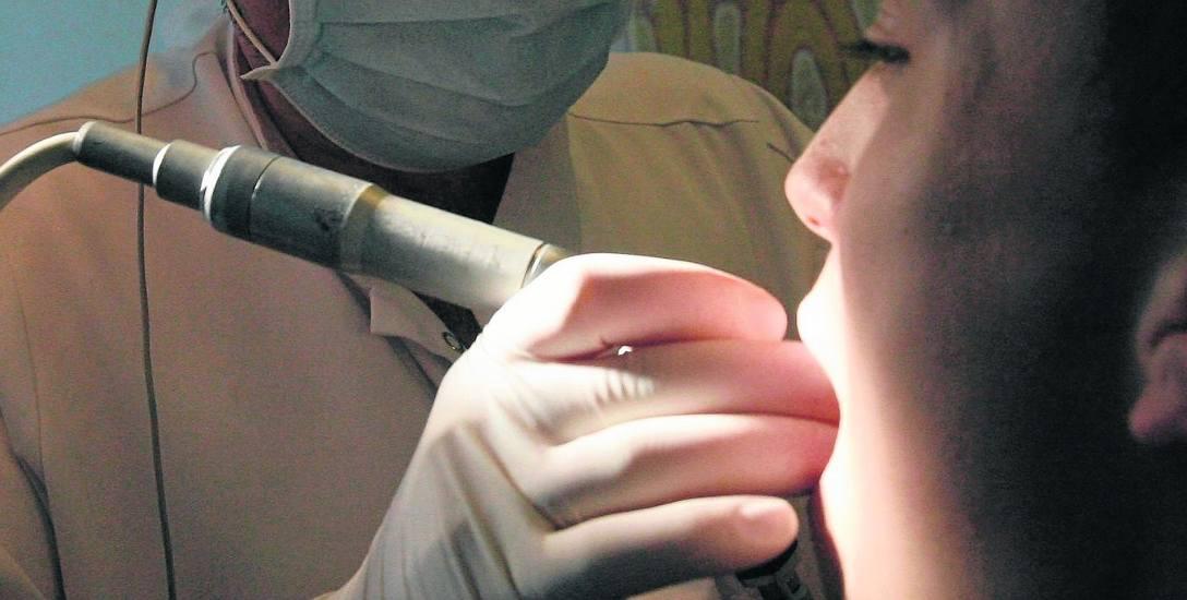 Dentyści zapłacą bo nie pracowali