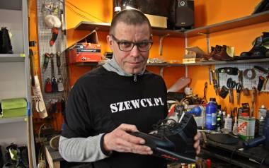 Jarosław Rybak, szewc: ludzie noszą coraz lepsze buty