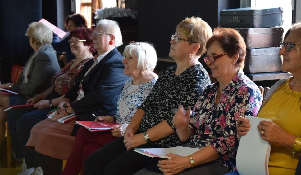 Film do artykułu: Chorzów: II Międzynarodowa Konferencja Razem dla Seniorów ZDJĘCIA