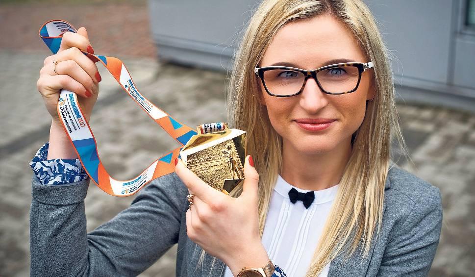 Film do artykułu: Małgorzata Hołub: Sportowiec czasem musi kalkulować [wideo]
