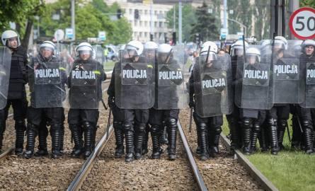 Do zamieszek doszło w sobotę, 21 maja 2016 roku podczas Trójmiejskiego Marszu Równości