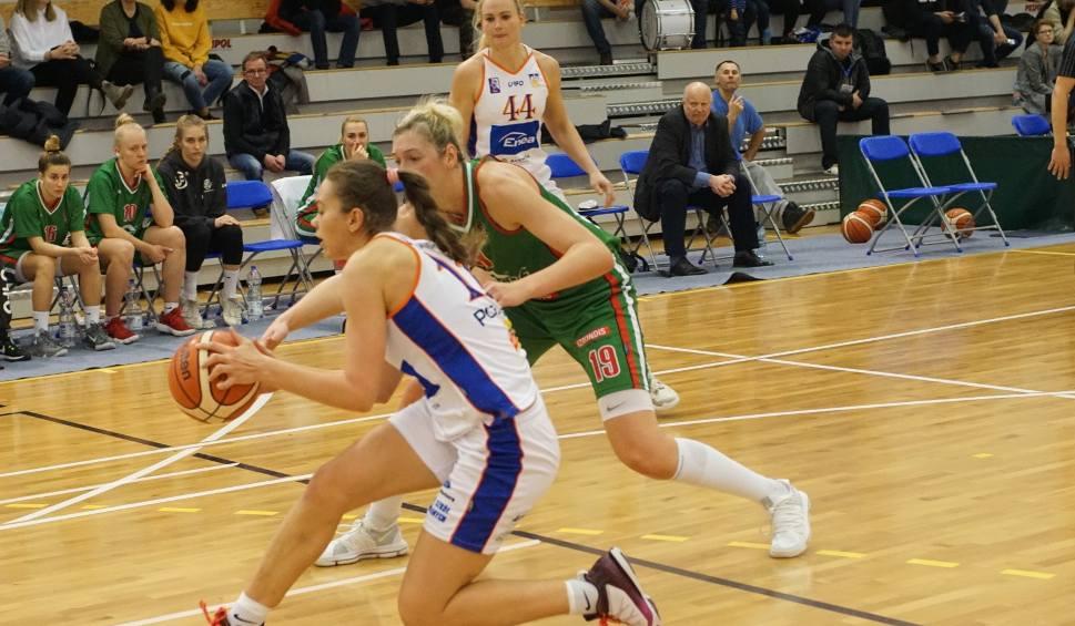 Film do artykułu: Derby koszykarek w Poznaniu, czyli Enea AZS kontra Ostrovia. Biofarm Basket nie może się już potknąć