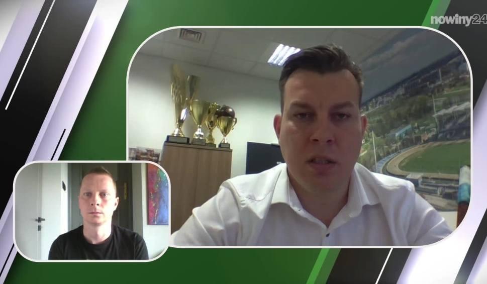 Film do artykułu: Michał Wlaźlik, dyrektor sportowy Stali Rzeszów: Na meczu z Widzewem mogliśmy zarobić ponad 100 tysięcy złotych [STADION]