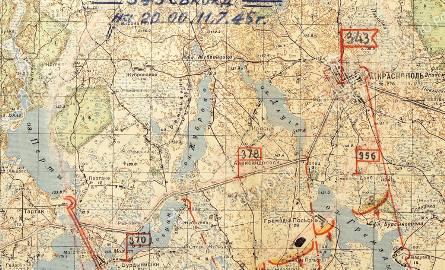 - W tych dokumentach obława jest nazywana jako przeczesywanie lasów. Była to operacja przeciwko Armii Krajowej - mówi Barbara Bojaryn - Kazberuk, dyrektorka