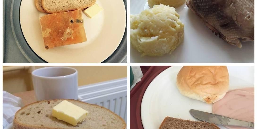 Pacjenci Szpitala Wojewódzkiego w Suwałkach przesłali nam kilkanaście zdjęć świadczących o tym jak złej jakości podawane jest w nim jedzenie. Ich spostrzeżenia