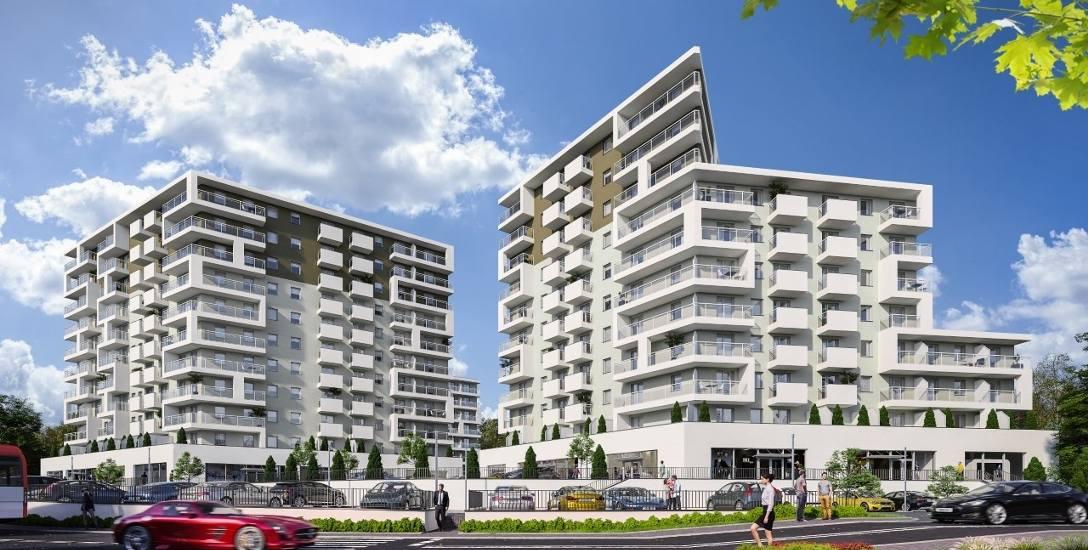 Developres oferuje funkcjonalne mieszkania na Paderewskiego Park