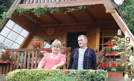 Pani Anna i pan Zdzisław nie mieli pojęcia jak dbać o ogród. Teraz są w tym mistrzami