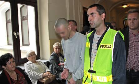 Pedofil recydywista spędzi 3 miesiące w areszcie [zdjęcia]