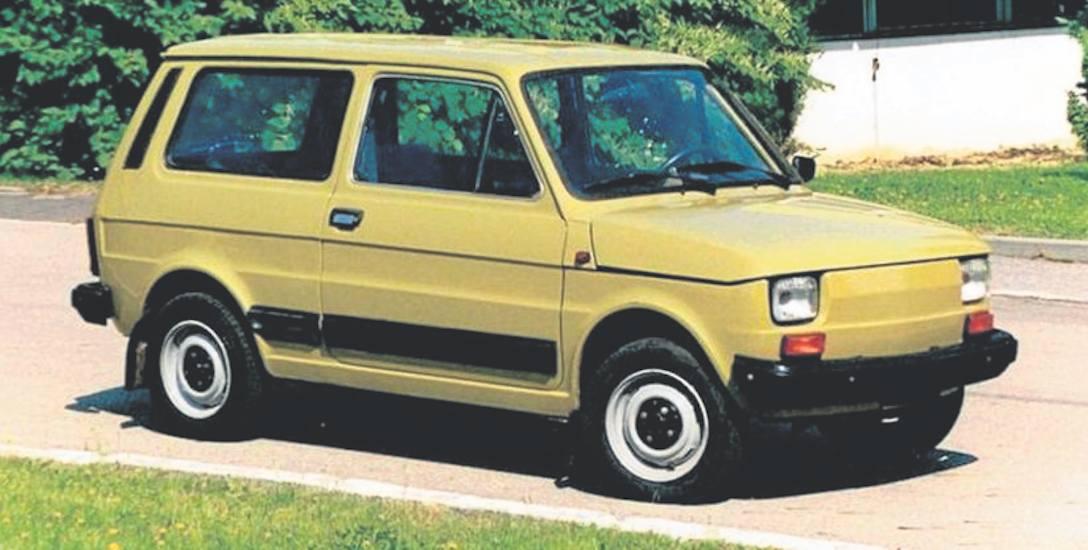 Pięćdziesiąt twarzy Polskiego Fiata 126p