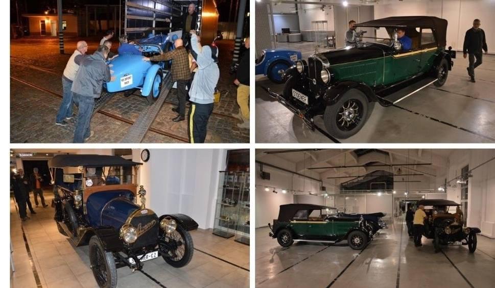 Film do artykułu: Do Szczecina przyjechały zabytkowe samochody Stoewer. To pierwsze eksponaty z kolekcji, którą zakupiło miasto [WIDEO, ZDJĘCIA]