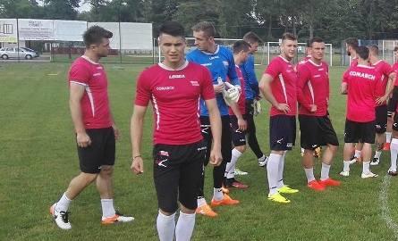 Jeszcze wczoraj Bartosz Kapustka trenował z Cracovią w Sieniawie