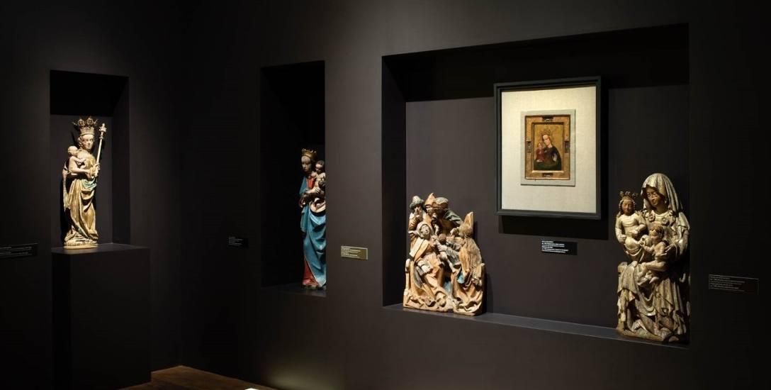 Nowe cenne eksponaty w Galerii Śląskiej Sztuki Sakralnej w Muzeum Śląskim. To kilka średniowiecznych rzeźb