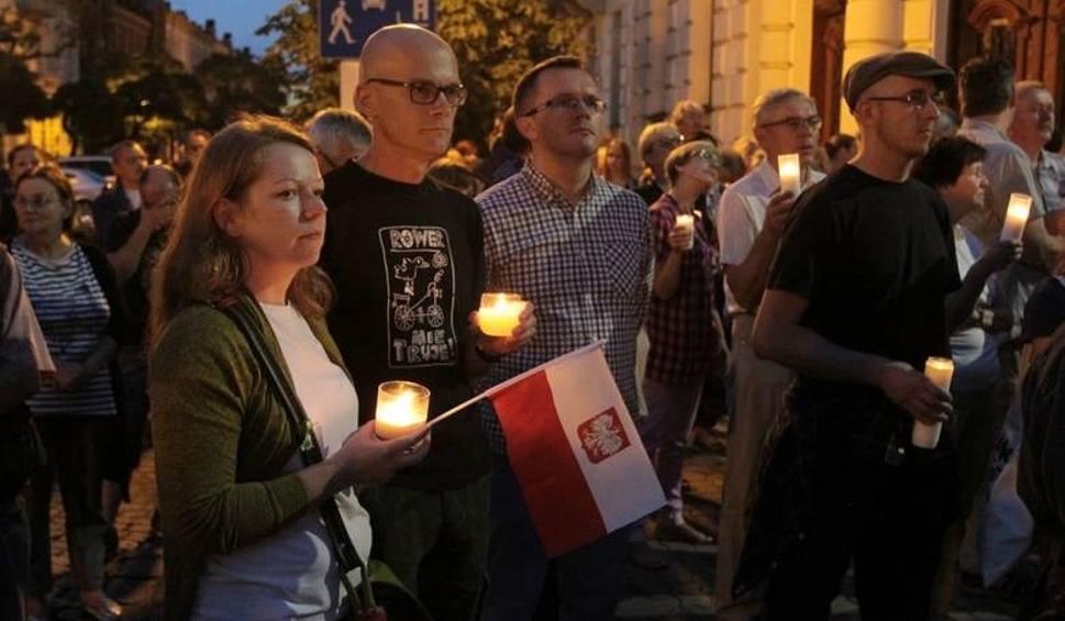 Film do artykułu: W Radomiu będzie kolejny protest przed Sądem Okręgowym. Organizuje go KOD
