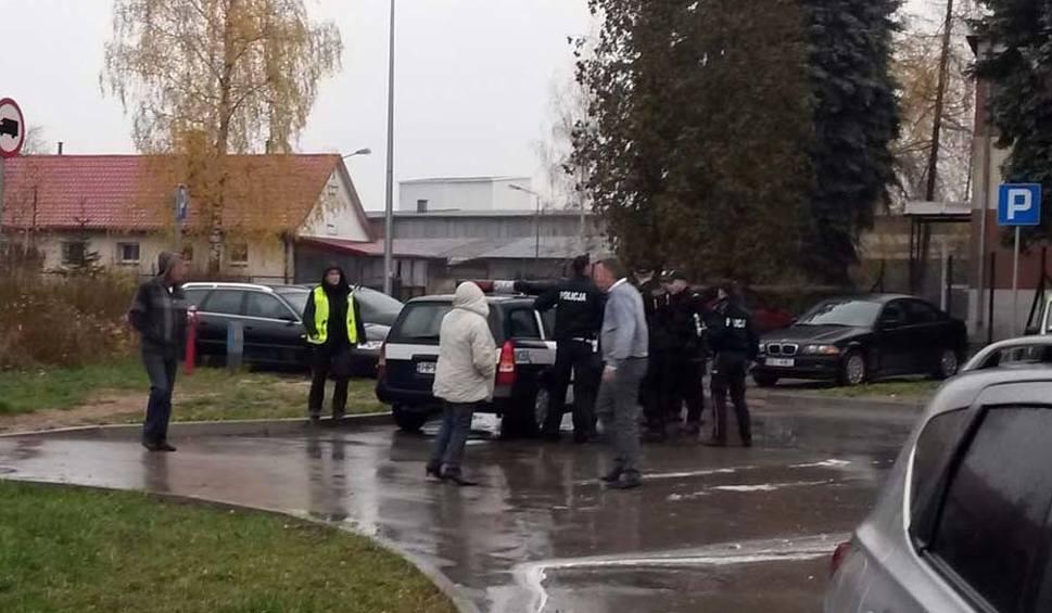 Film do artykułu: Próba podpalenia ARiMR Bielsk Podlaski. Rolnik zatrzymany (zdjęcia)