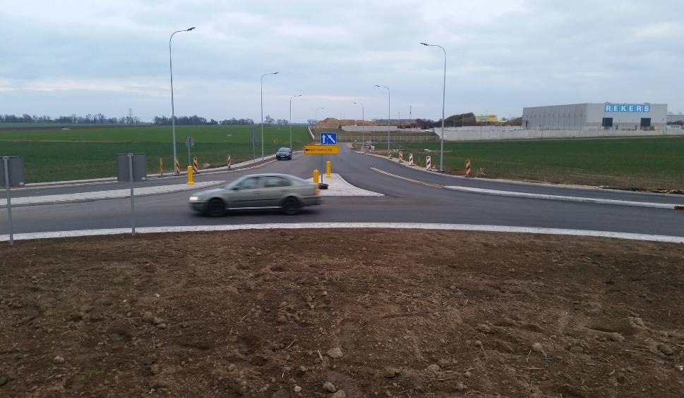 """Film do artykułu: Węzeł A4 """"Kędzierzyn-Koźle"""" otwarty dla ruchu. Strefa gminy Ujazd przyłączona do autostrady"""