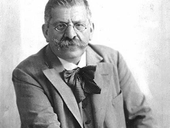 Dr Hirschfeld był pierwszym aktywistą broniącym praw mniejszości seksualnych w Europie